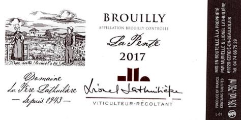 Vignoble Villefranche-sur-Saône